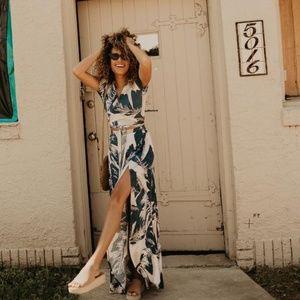 Dresses & Skirts - FLORAL SKIRT Set